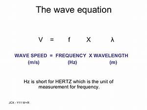 Waves lesson 2