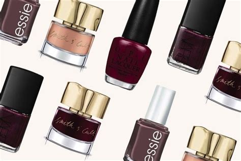 The Best Fall Nail Polish Colors Of All Time