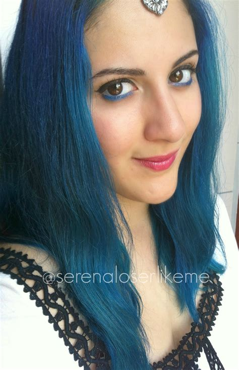 How To Get Mermaid Blue Teal And Green Hair · How To