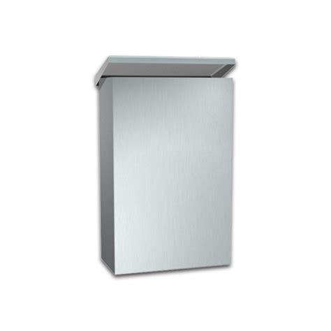 asi  surface mounted sanitary napkin disposal asi