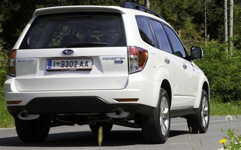 2010 Subaru Forester 2.0d