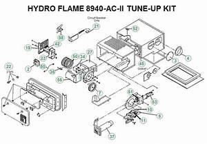 Atwood Furnace Model 8940