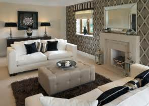 living room shape wallpaper as living room feature wall living room focal point