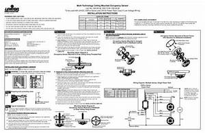 Ceiling Occupancy Sensor Wiring Diagram
