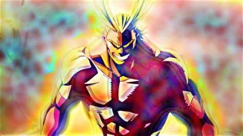 Bright Lsd Trippy Boku No Hero Academia Anime
