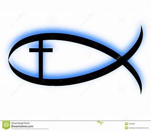 Christian Fish Royalty Free Stock Image - Image: 7556626