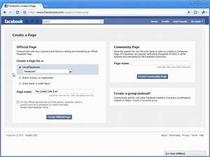 How To Create A Facebook Fan Page - OFFICIAL [UPDATED 2010 ...