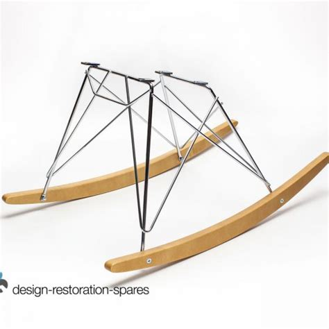 charles eames rar rocking chair base vitra