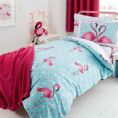 Flamingo Bed Linen Collection Dunelm Bed Linen Sets