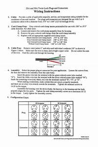 Marinco 30a 125v Wiring Diagram