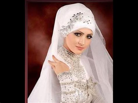 wedding dress hijab style youtube