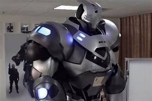 Real-life Iron Man suit that can be piloted by humans ...