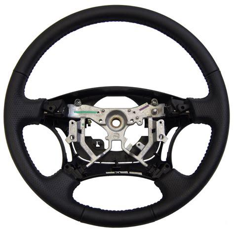 toyota steering wheel 2006 2009 toyota 4runner steering wheel black dimpled