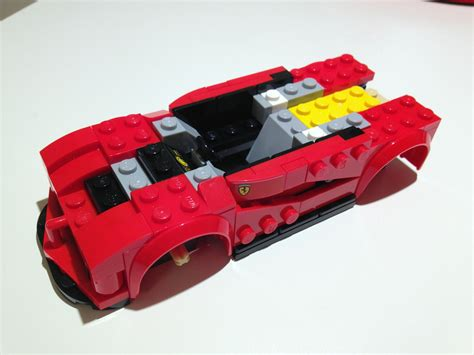 LEGO 75899 Speed Champions LaFerrari | Superfunked | Flickr