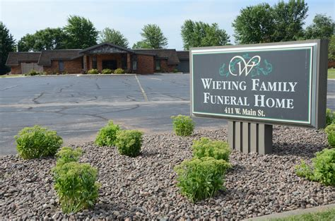 Wieting Family Funeral Home » About Us » Locations Flip Coffee Table Ashley Signature Zanzibar Upholstered With Storage Dfs Marble Touch Screen Diy Rolling Cart Use Ottoman As