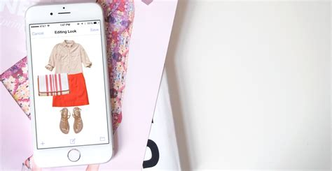 Touch Closet App by Stylebook Tips