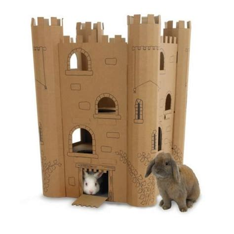 castles mazes  rabbits small animals