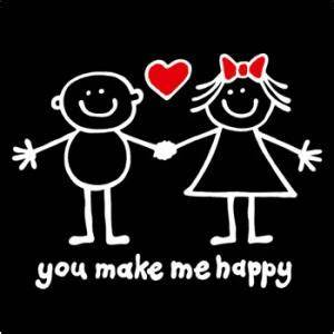 You Make Me Happy Quote | Quote Number 555470 | Picture Quotes