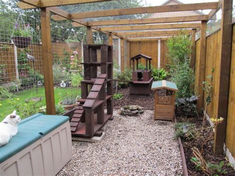 image result  outdoor kitty screen house   pets