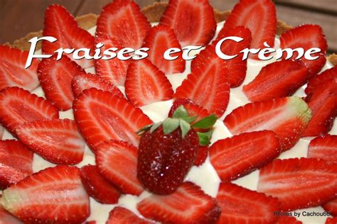 tarte aux fraises autour de ma table