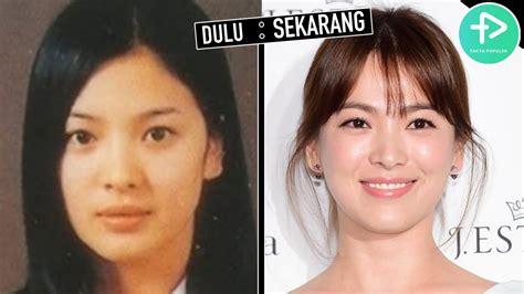 artis top korea  buktikan cantik natural  oplas