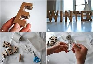 Buchstaben Aus Pappe : ber ideen zu gipsbinden auf pinterest basteln mit gips styropor und styroporkugeln ~ Sanjose-hotels-ca.com Haus und Dekorationen
