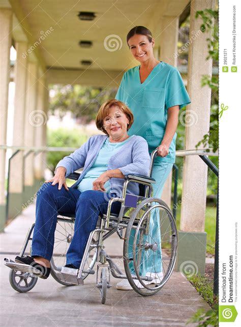 senior woman  wheelchair stock image image  pensioner