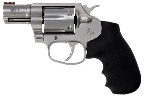 Colt Cobra 38 Special +p Double-action Revolver