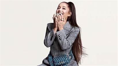 Ariana Grande 4k Wallpapers Celebrities Riendo Laptop