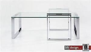 Couchtisch Chrom Glas : katrine couchtisch glas chrom powered by bell head preiswerte versandkosten innerhalb de ~ Whattoseeinmadrid.com Haus und Dekorationen