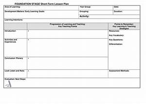eyfs lesson plan template by noaddedsugar teaching With blank lesson plan template ks1