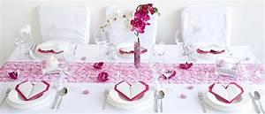 Deko Für Hochzeitstisch : tischdeko hochzeit in pink ratgeber ~ Markanthonyermac.com Haus und Dekorationen