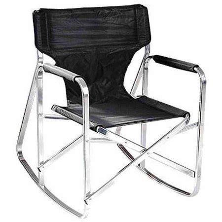 ming s folding rocking director s chair walmart
