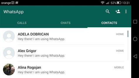 whatsapp color whatsapp gets a material design makeover get the apk now