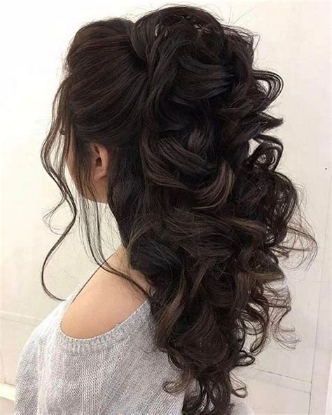 prom hairstyles  ideas  pinterest formal