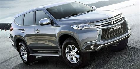 Mitsubishi Montero 2020 Model by New Mitsubishi Pajero Expected For 2020 Zigwheels