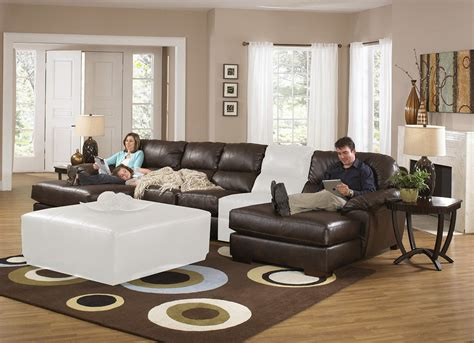 Leather Sectional Sleeper Sofa Recliner by Best Reclining Sofa For The Money Sleeper Sectional Sofa