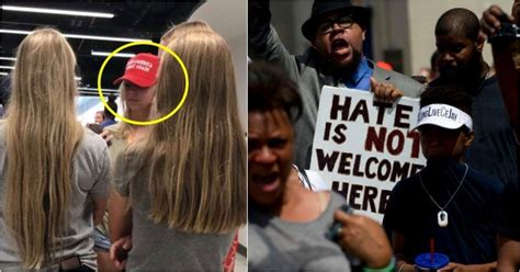 White Teens Wearing Maga Hats Get Sweet Revenge After Blm