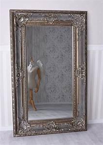 Barock Spiegel Xxl : spiegel xxl silber wandspiegel barock prunkspiegel ~ Lateststills.com Haus und Dekorationen