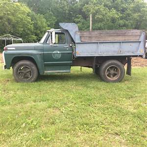 Working 1967 Ford F