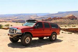 2001 Ford Excursion: Travis Raville's Excursion Means Adventure for the Whole Family | Ford ...