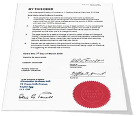 change of name deed poll template name change transition ftm uk