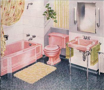 1940s bathrooms mid century bathroom style design