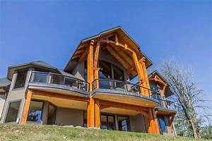 The Parnell Residence Timber Frame Home Plans In 2020