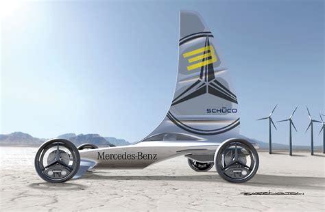 Mercedes Benz Formula Zero El Futuro De Las Carreras