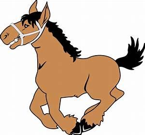 Cartoon Horse Clip Art at Clker.com - vector clip art ...