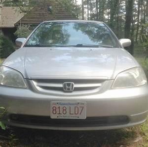 Sell Used Honda Civic Dx Coupe 2002 Manual Transmission