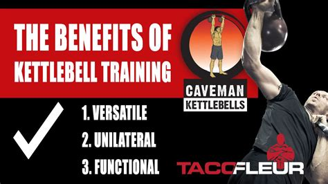 benefits kettlebell training crossfit