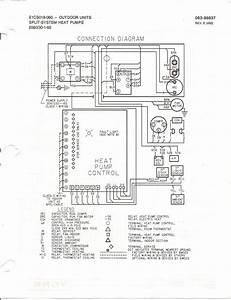 Goodman Air Conditioner Schematic Diagram  Aruf024 Goodman