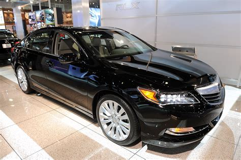 2014 Acura Rlx Replaces Shawd With Paws Autoblog